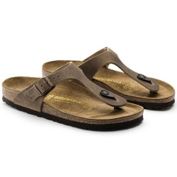 Birkenstock Gizeh Tobacco brown