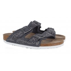 Birkenstock Arizona Injected Rivets Anthracite