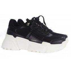 Victoria 1149103 sneakers med chunky såler i sort