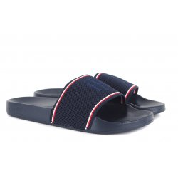 Tommy Hilfiger FW0FW05456 slippers sandal i navy