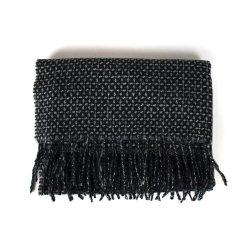 RE:DESIGNED Tørklæde Herla sort