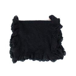 RE:DESIGNED Tørklæde Hiba sort