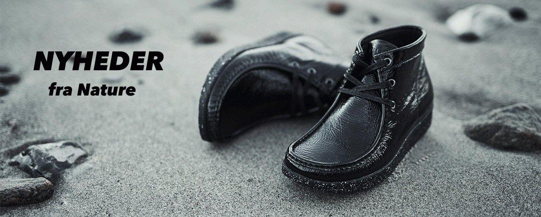 Nature sko og støvler til kvinder. Køb online fragtfrit
